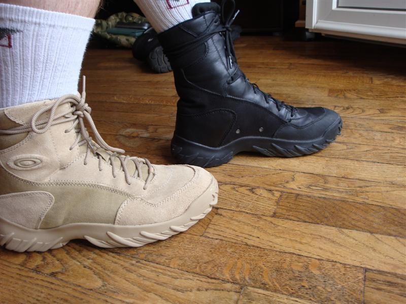 Si rangers Intervention Intervention Gign Oakley Chaussure wYOgq1XO